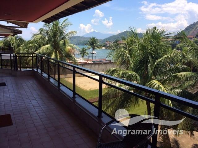 Apartamento em PRAIA DA RIBEIRA (CUNHAMBEBE)  -  ANGRA DOS REIS - RJ